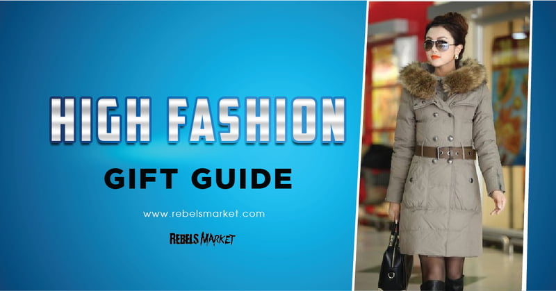Shop one of a kind high fashion gifts now for less!