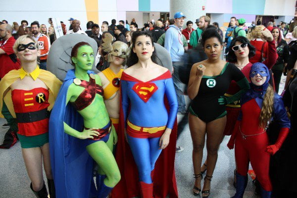 Cosplayers are, as a whole, a very accepting group, so don't be afraid to jump in!