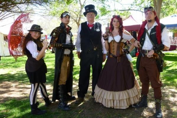 Steampunk communities are usually very friendly, so if you have questions- just ask!
