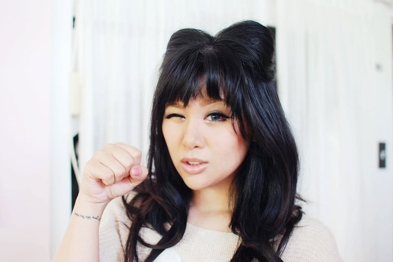 Cat hairstyles are super cute and a great alternative to a boring bun!