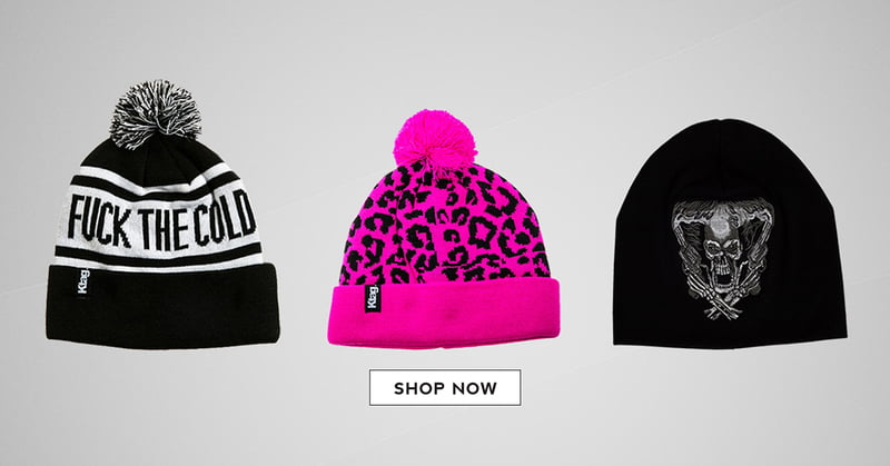 Beanies are a great gift idea. You do not need a person's clothing size to give the gift of fashion.