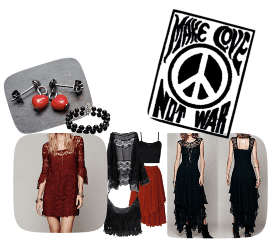 Spread more love and positivity on Valentine's Day with beautiful, boho pieces!