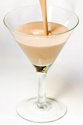 Irish Cream with Cream