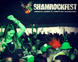 ShamrockFest America's Largest St Patrick's Day Celebration