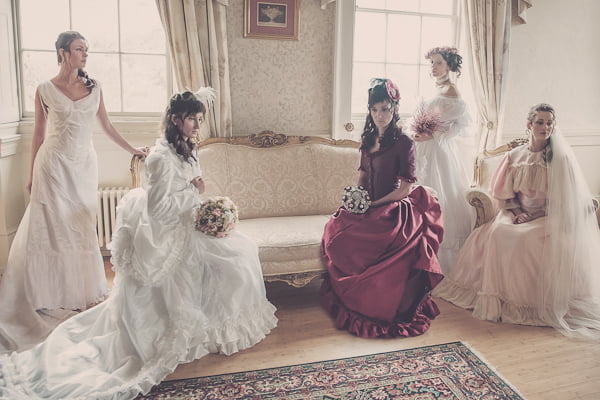 Embrace Victorian Traditions for a Gothic Style Wedding