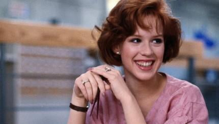 The Princess from The Breakfast Club