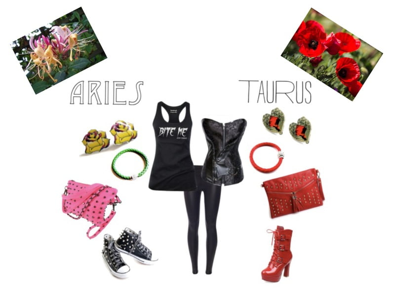 Birth flower fashion tips for the April baby!