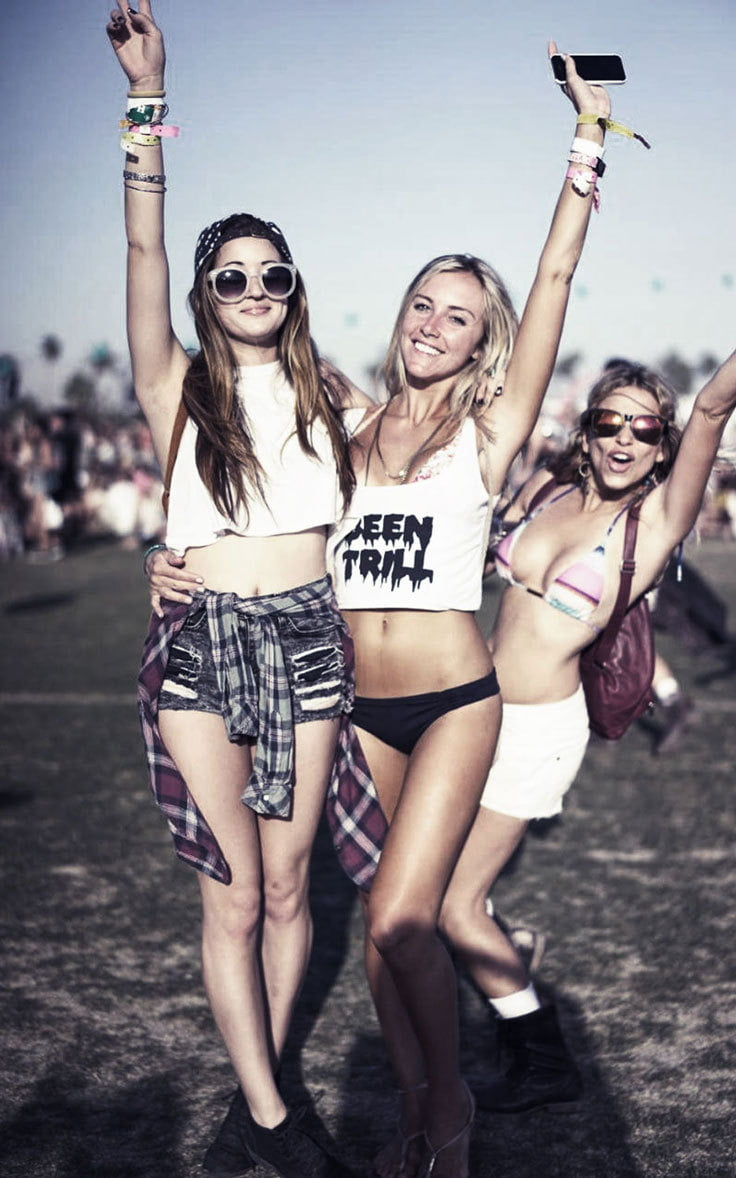 What To Wear To Summer Concerts And Festivals