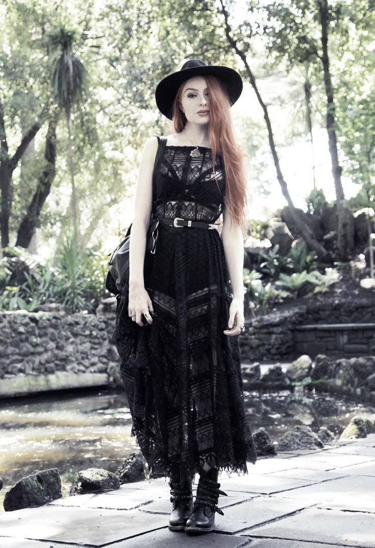Edgy Dresses