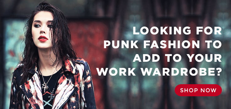 Find Work Ready Punk Apparel at RebelsMarket