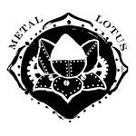 Metal lotus pinterest