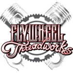 Flywheel logo  primary  web