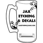 Jax etching mug