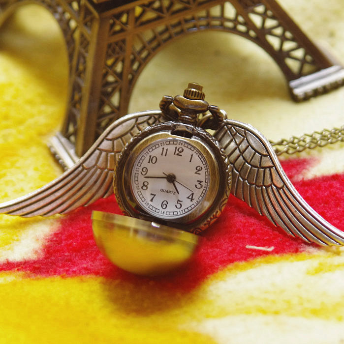harry potter steampunk pocketwatch