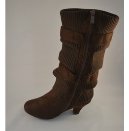 Knee_length_brown_boots_with_woolen_folds__boots_3