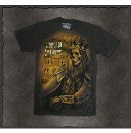 "Emperor Eternity Metal ""Death Lord"" T Shirt Men"