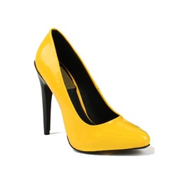 Sunny_yellow_shoes_with_black_heels_heels_2