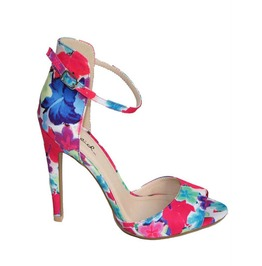 Floral_print_sandal_shoe_with_ankle_strap_heels_2