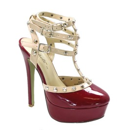 Red_heel_with_beige_studded_t_straps_heels_2