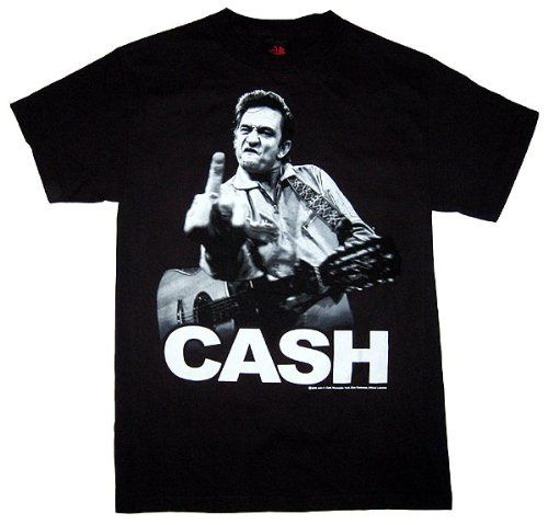 Johnny cash inspired clothing and accessories