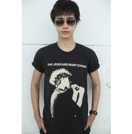 Jesus Mary Chain Alternative Rock Men T Shirt Vest
