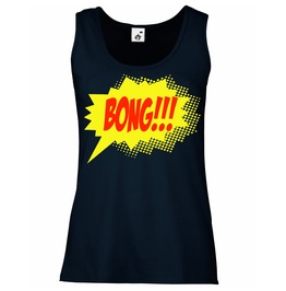 Bong Comic Con Book Vest Alternative Clothing Alternailtive