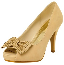 Beige_peep_toe_with_studded_bow_pumps_2