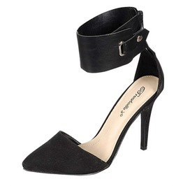 Black_suede_heel_with_thick_ankle_strap_with_zip_heels_2
