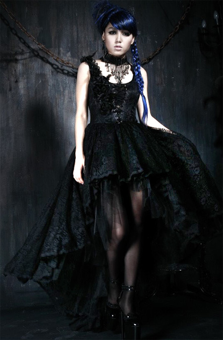 Punk Rock Prom Dresses