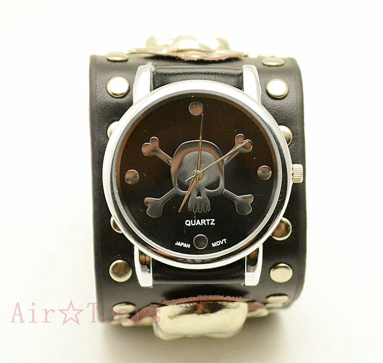 pirate steampunk watch