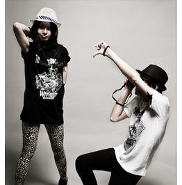 Punk style couple shirt women punk t shirt, punk tee_tees_3