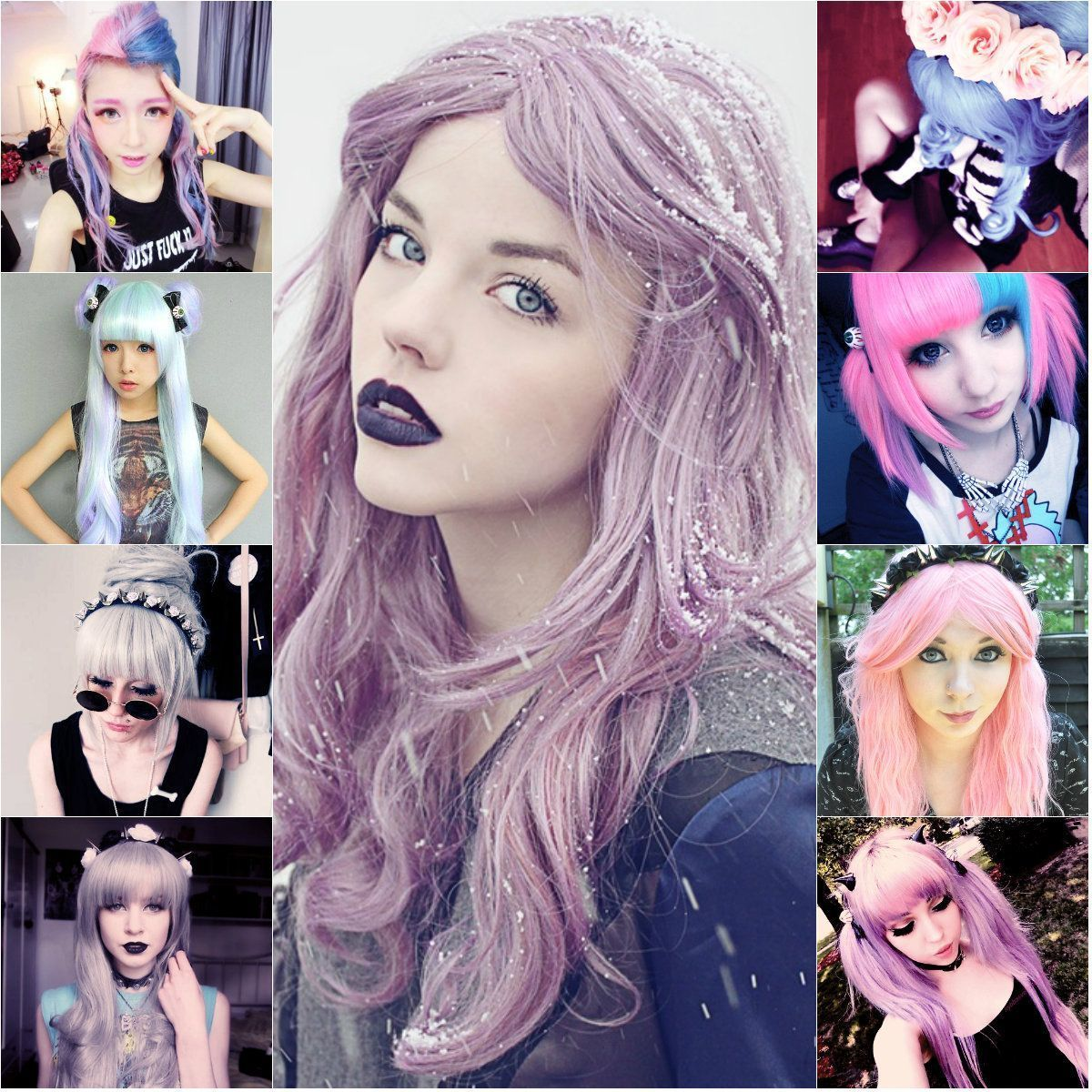 Pastel Goth An Introduction To Goth S Lighter Side