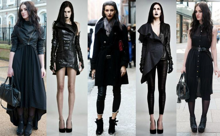 Tips And Trends: Best 6 Street Goth Fashion Style Ideas