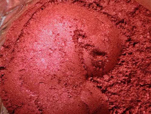loose pigment makeup