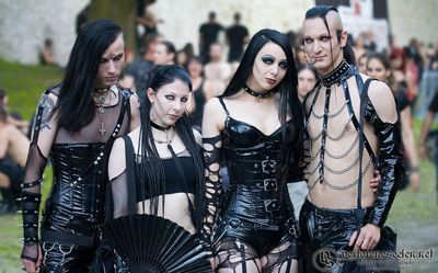 The 7 most thrilling gothic festivals and events worldwide