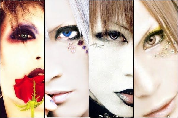 The history of visual kei
