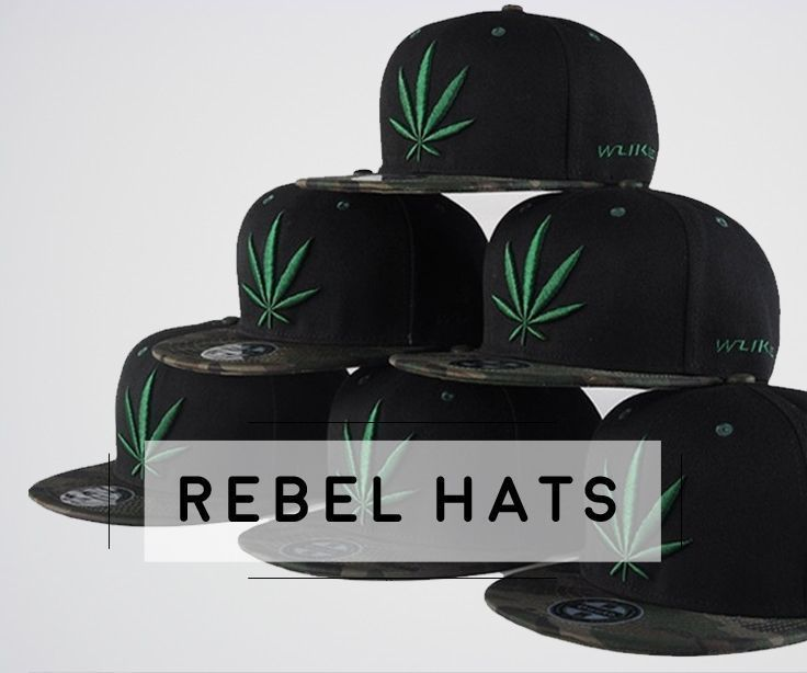 Rebel Hats