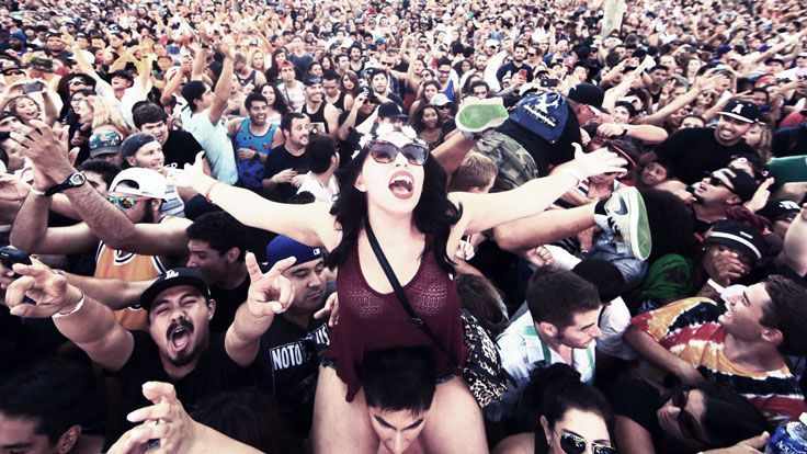 Rebelsmarket guide to your first metal concert