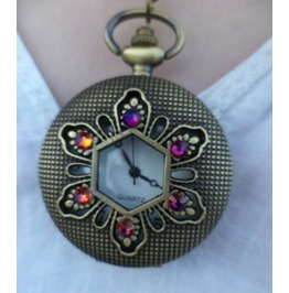 lava pocket watch watch