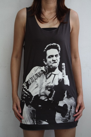 johnny cash tank top