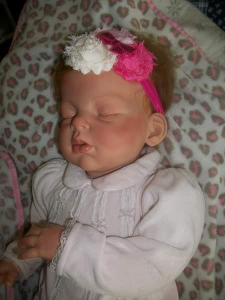 Arianna Toddler By Bakers Reborn Babies Reborns Com