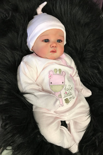 Cuddle Baby Harlow By Misty At Sweet Baby Dolls Reborns Com