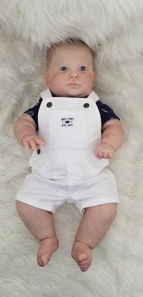 d1d64ce37 Chubby Baby Boy By Cassandra Kemp - Reborns.com