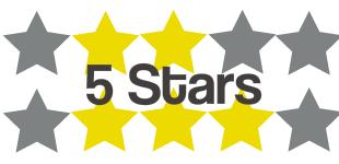 5 stars 1
