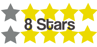 8 stars 2