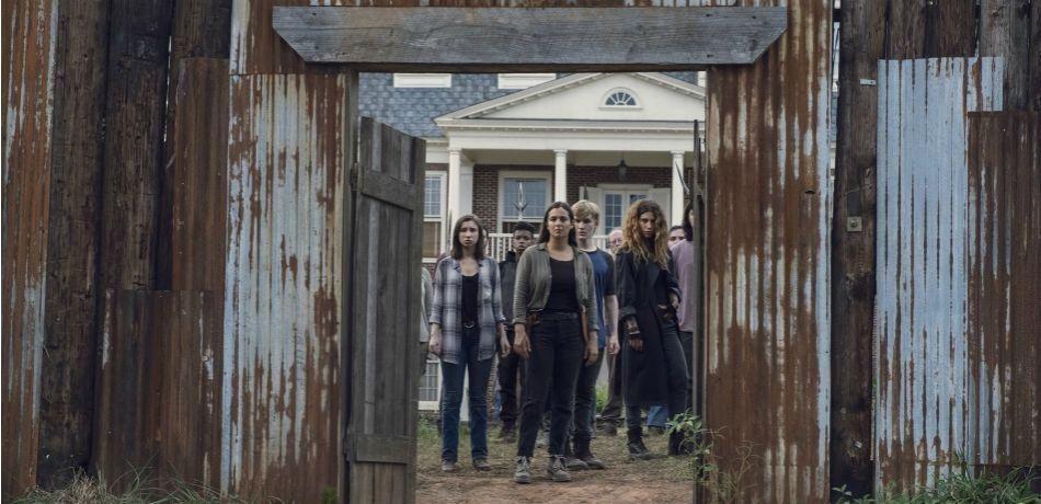 Amcs the walking dead season 9 episode 11 bounty hilltop 1