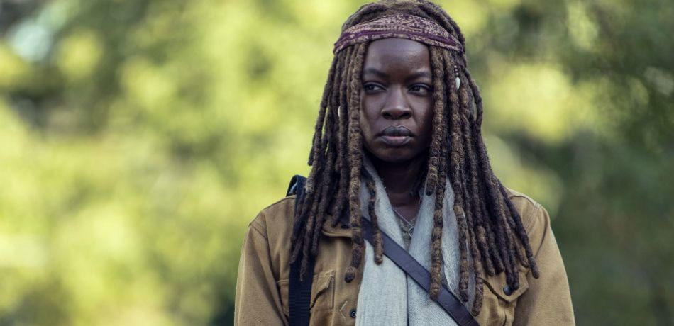 Amcs the walking dead season 9 episode 14 scars michonne 1