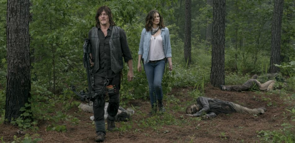 Amcs the walking dead season 9 episode 3 preview warning signs daryl dixon maggie rhee