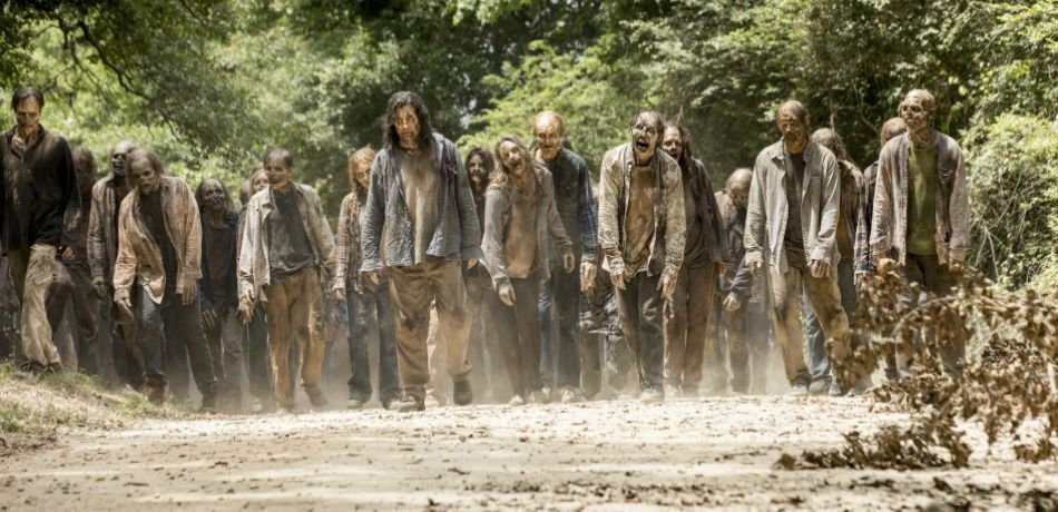 Amcs the walking dead season 9 episode 5 what comes after walkers approach 1