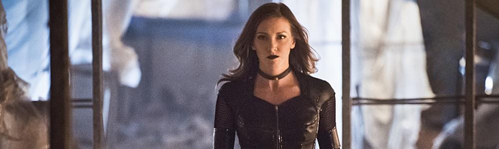 Arrow 5x10 recap black siren